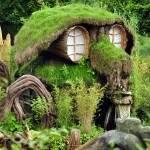 Shady gardens