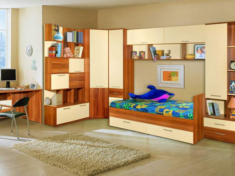 Kid bedroom set
