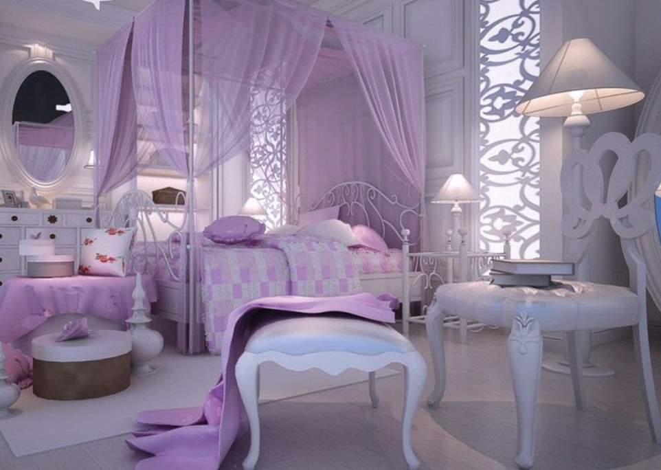 10 great simple romantic bedroom design ideas for couples for Beautiful room designs for couples