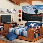 25 ideas for teen bedroom of young people